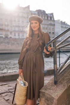 55 Breathtaking Fall Dresses To Look Fantastic Modest Outfits, Classy Outfits, Modest Fashion, Fall Outfits, Cute Outfits, Fashion Outfits, Womens Fashion, Shorts Negros, Meeting Outfit
