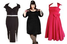 Pin Up Perfect looks Pin Up Style, My Style, Plus Size Fashion Blog, Full Figured Women, Girls Rules, Retro Outfits, Big And Beautiful, Dresses For Work, How To Wear