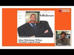 Ing Steve Brown in gesprek met dr. Oldekamp: Koningsdag & Oranje Misdaden.