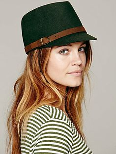 10 Ultra Cool Hats You Need For Fall | theglitterguide.com