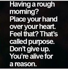Be encouraged !