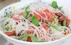 Ensalada de bacalao 'Chiringuito' de Robin Food