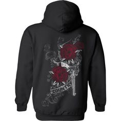 Women's Country Girl® For The Fallen Relaxed Pullover Hoodie Beautiful Disaster Clothing, Country Style Outfits, Country Fashion, Camo Outfits, Cowgirl Outfits, Country Sweatshirts, Cool Shirts, Awesome Shirts, Clothes For Women