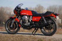 1976 Moto Guzzi 850 Le Mans Mk1