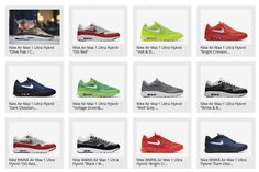 Nike Air Max 1 Ultra Flyknit: All of the Debut Colorways - EU Kicks: Sneaker Magazine