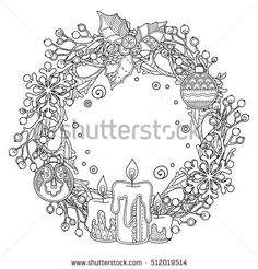 Butterflies Wildflowers Coloring Page