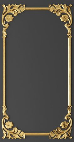 Frame Cartouches SET Model available on Turbo Squid, the world's leading provider of digital models for visualization, films, television, and games. Door Design, Wall Design, Design Logo, Decoration Baroque, Cornice Design, Molduras Vintage, Motif Tropical, Carved Wood Wall Art, Framed Wallpaper