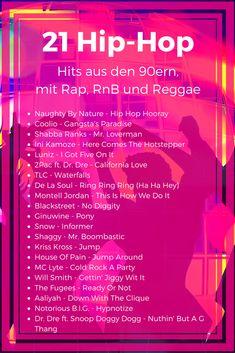 21 Hip-Hop Hits der – Die besten Hip-Hop, Rap und RnB Songs 21 hip-hop hits of the – The best Hip-Hop, Rap and RnB songs Party Playlist, Dance Playlist, Hip Hop Playlist, Rap Music, Music Songs, Hip Hop Dance Music, Music App, Music Videos, Musik Hits