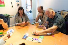 オープデータ利用を促進するボードゲーム誕生 | ビジュアルシンキング