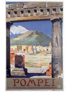 Pompei    #TuscanyAgriturismoGiratola