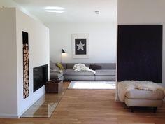Wohnzimmer: Mein erstes Bild!