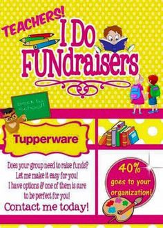facebook party fundraising letter fundraiser party tupperware consultant fundraisers tupperware recipes sister sister
