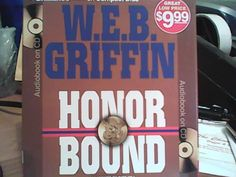 W.E.B. Griffin Honor Bound audiobook