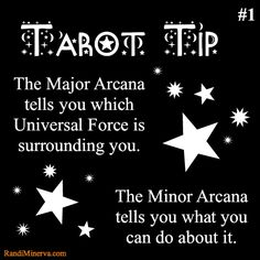 Tarot Tip