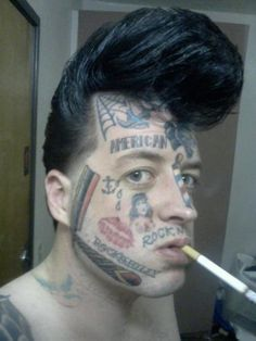 bad face tattoos - Google Search