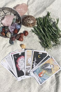 Everyone is psychic. I truly believe that all humans have what it takes to develop mediumship skills. However, there is a lot of information out there which, although it may be useful to some, it does not resonate with everyone. Tarot cards is The Wild Unknown deck.