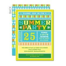 7 best half birthday party images on pinterest birthday party tinyprint party invitations pool party invitationshalf birthdaysummer filmwisefo