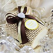 Rhinestone Σχεδιασμός Καρδιά Ξύλινο κουτί καρ... – EUR € 33.59