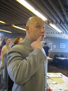 Dr. Stevil (Dr. Evil) - Austin Powers Dr Evil, Austin Powers, Online Images, Cosplay, Gallery, Roof Rack