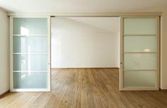 die besten 25 schiebet r einbauen ideen auf pinterest. Black Bedroom Furniture Sets. Home Design Ideas