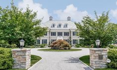 $8.2 Million 10,000 Square Foot Colonial Mansion In Scarsdale, NY « Homes of the Rich – The Web's #1 Luxury Real Estate Blog