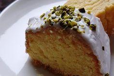 Saftiger veganer Zitronenkuchen von kuchen15 | Chefkoch Lemon Recipes, What To Cook, Dairy Free, Food Porn, Pudding, Baking, Dinner, Cake, Birthday