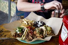 Yayo's Tacos by Calvin Rutherford on 500px