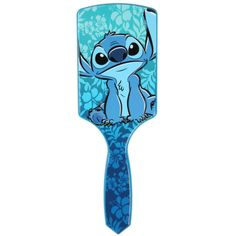 Disney Lilo & Stitch Hair Brush | Hot Topic ($7.50) ❤ liked on Polyvore featuring beauty products, haircare, hair styling tools, brushes & combs, accessories, hair, disney, extras, makeup and fillers