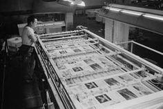 Vintage Newspaper, New Room