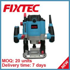 Fixtec Constant Power 1800W Electric Wood Router on Made-in-China.com