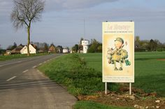 """""""Pozieres Village"""""""