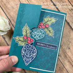 Stampin' Up! Fun Fold Christmas Gleaming Video Tutorial – Stamp It Up with Jaimie Stampin' Up! Fun Fold Christmas Gleaming Video Tutorial – Stamp It Up with Jaimie Stampin Up Christmas, Christmas Cards To Make, Xmas Cards, Holiday Cards, Christmas 2019, Christmas Holiday, Christmas Trees, Stampin Up Weihnachten, Paper Smooches