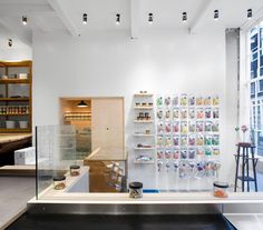 Yusuke Seki, negozio di caramelle Papabubble, Amsterdam 2012