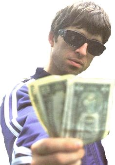 Put Yer Money Where Yer Mouth Is- Noel Gallagher