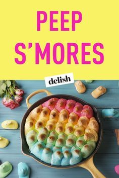 The Best Easter Recipes - Find the perfect recipes for a beautiful Easter brunch and Easter dinner, including glazed ham and cute Easter desserts. Peeps Recipes, Easter Recipes, Easter Meal Ideas, Easter Dinner, Easter Brunch, Easter Party, Easter Table, Delicious Desserts, Dessert Recipes