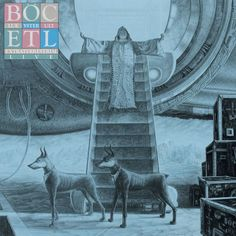 Extraterrestrial Live by Blue Öyster Cult