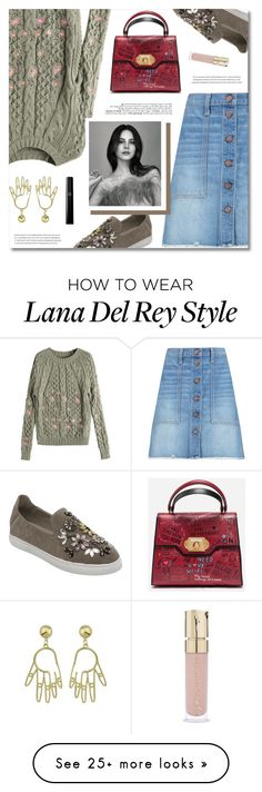 """Splish Splash: Rainy Day Style"" by defivirda on Polyvore featuring Current/Elliott, Dolce&Gabbana and Smith & Cult"