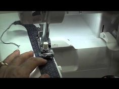 ▶ Ovation Elastic Foot with Fishing Line - YouTube