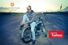 Pick the right style to your looks from #PlanetFashion #DiamondPlaza