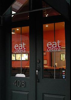 EATcetera - great Downtown Galveston eatery with indoor and patio dining, specialty soups and sandwiches, and an ever-changing specials menu