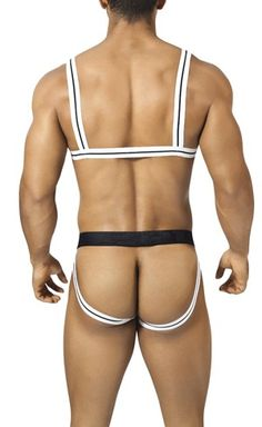 His and Hers Underwear - 1306-Black - PPU Jock Harness,  €32.00 (http://www.hisandhersunderwear.com/1306-black-ppu-jock-harness/)
