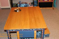 """We could all use a """"Peace Table""""...a Montessori Classroom tool.  This post discusses the Peace Table and is also a humor post."""
