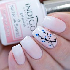 Baby Boomer Nails (French Fade) Nail Art Tutorial