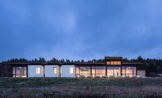 Galería de El mirador en el pantano Broad Cove / Omar Gandhi Architect - 11