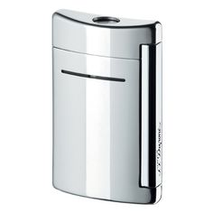 St Dupont Minijet Cigar Lighter - Shiny Chrome $160.00