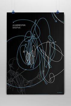 graphics / The Conductors Gestures by Hidden Characters#Repin By:Pinterest++ for iPad#