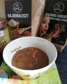 Tiramisu ízű krém Vegan Tiramisu, Izu, Stevia, Chocolate Fondue, Pudding, Desserts, Free, Tailgate Desserts, Deserts