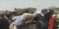 Photos : Minister breaks down after seeing Boko Haram havoc in Adamawa - http://www.streetsofnaija.net/2015/02/photos-minister-breaks-down-after-seeing-boko-haram-havoc-in-adamawa/