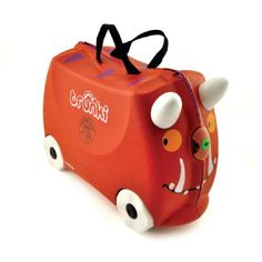 if I had to #buyONCEbuyWELL for a baby shower or kid? It would be a #Gruffalo #Trunki Ride-On Suitcase