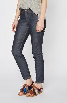 """Five-Pocket Jeans """"Jean Moulant"""" / A.P.C."""